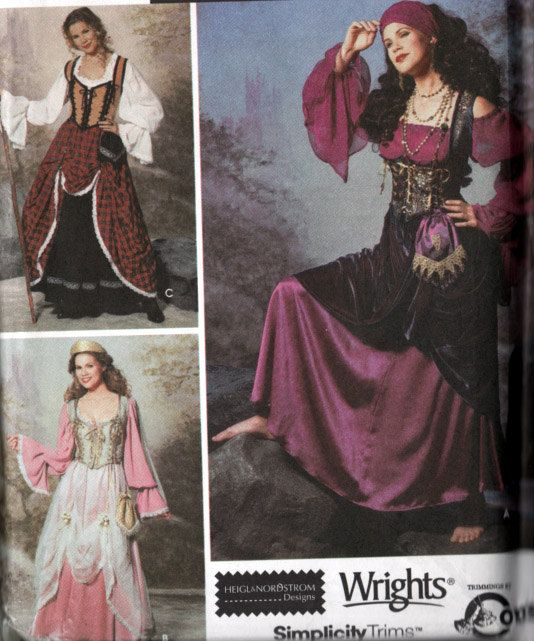 Halloween Costumes Sewing Patterns Image collections - origami ...