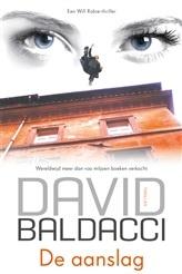 23 april verschijnt de nieuwe thriller van David Baldacci, De aanslag. Will Robie is een van de besten in zijn vak, een huurmoordenaar die nooit twijfelt en altijd zijn doelwit uitschakelt. Hij is de man op wie de Amerikaanse overheid een beroep doet als het gaat om het doden van haar grootste vijanden, van de monsters die talloze onschuldige slachtoffers op hun naam hebben staan. En niemand is zo goed als Robie.Niemand, behalve Jessica Reel…