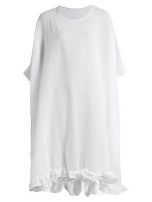 Camille open-back cotton kaftan | Rhode Resort | MATCHESFASHION.COM US