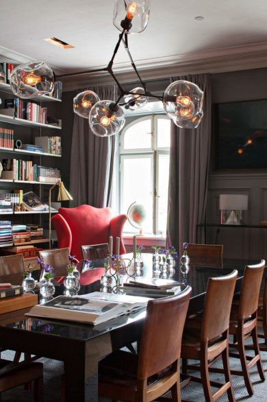 Stockholm's Ett Hem: Like your home, but with much more fabulous design