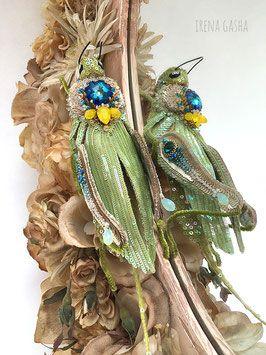 """Grasshopper""/Interior decoration"