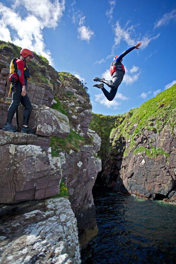 Action on the Wild Atlantic Way, Ireland