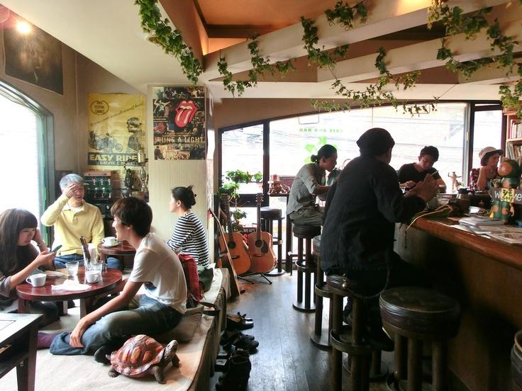 Japan / Cafe