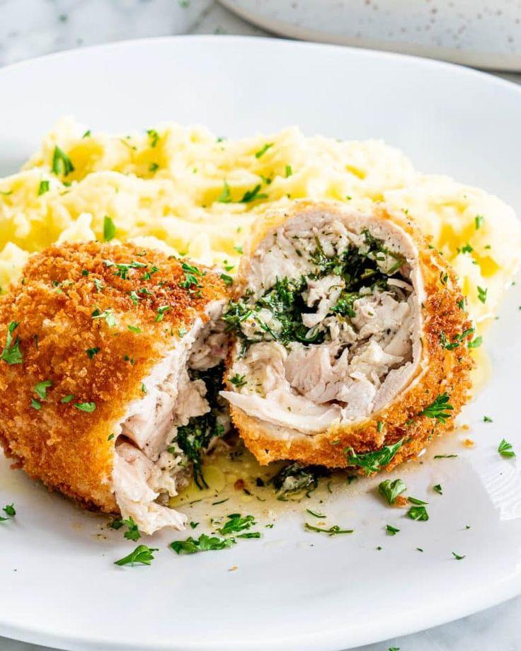 Chicken kiev in 2020 chicken kiev dinner entrees