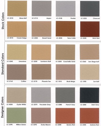 Poured Concrete Colors For The Home Pinterest Colors