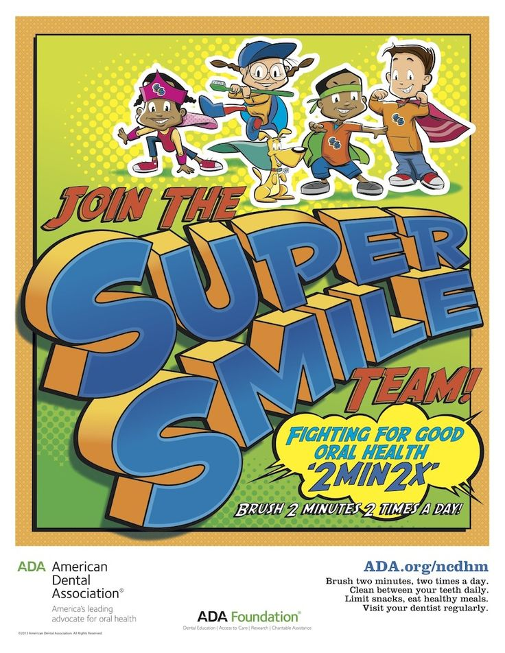 National Children's Dental Health Month #AmericanDentalAssociation #DentistOmaha http://tranquilityparkdental.com/childrens-dental-health-month/