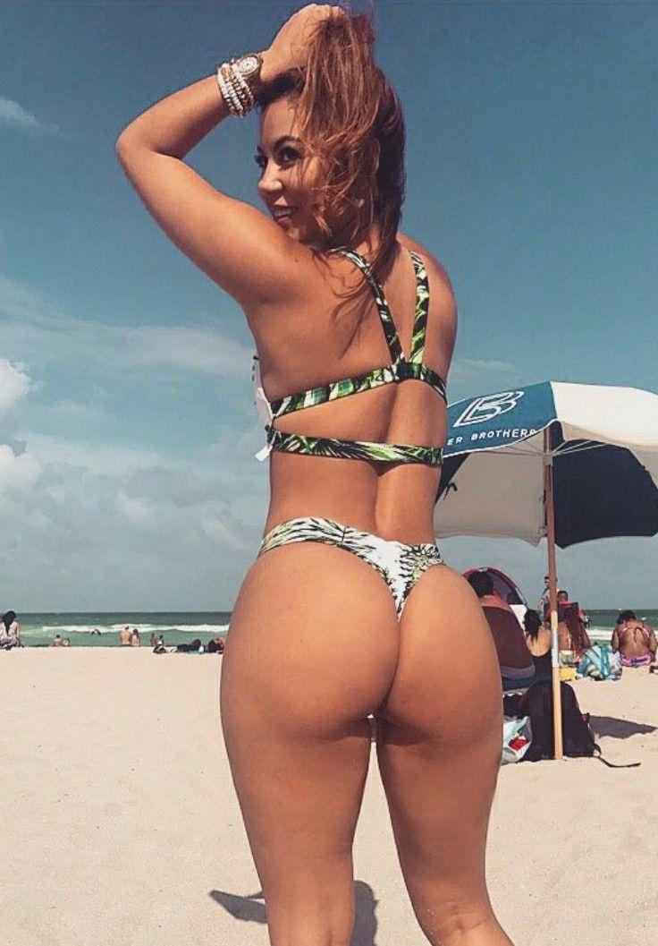 Latinas in thongs