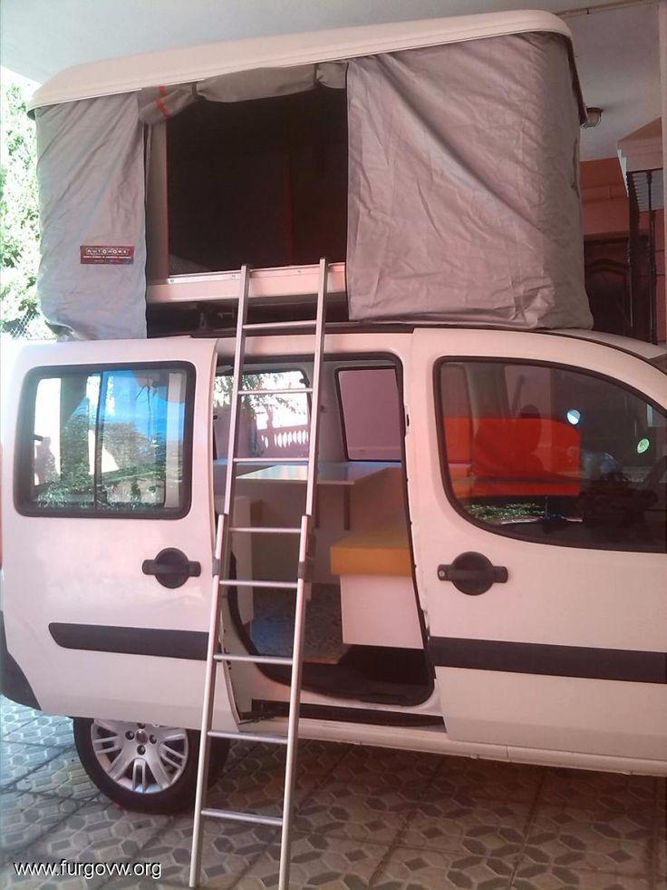 25 best ideas about fiat doblo on pinterest camper vans uk slide in camper and campervan. Black Bedroom Furniture Sets. Home Design Ideas