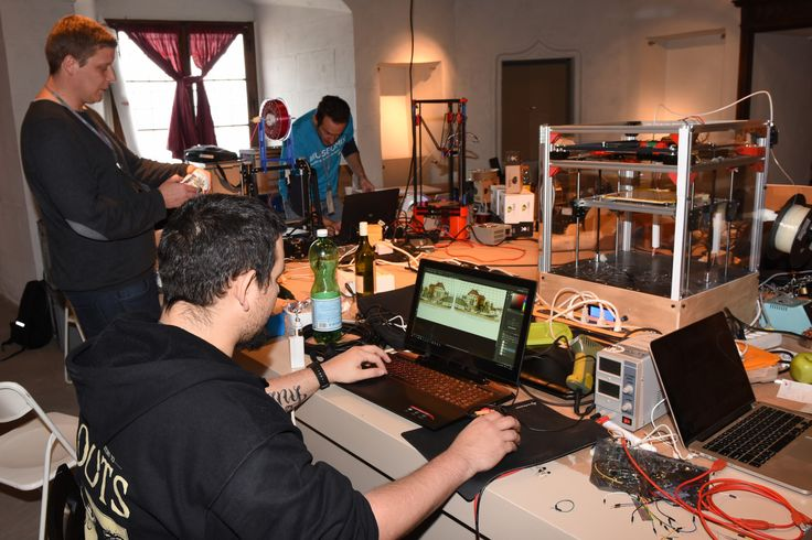 #Museomix16 TechRoom #FabLab