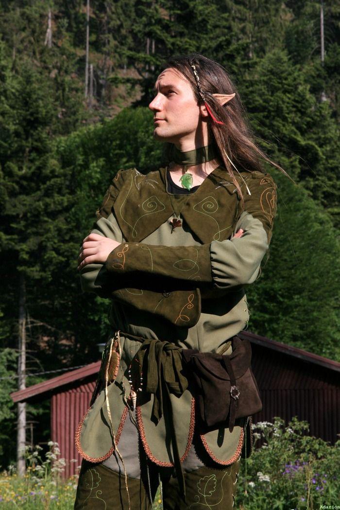 costumes Elven cosplay