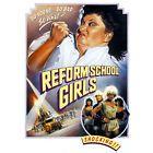 Reform School Girls T-shirt punk Wendy O Williams Plasmatics CBGBs 80s tee