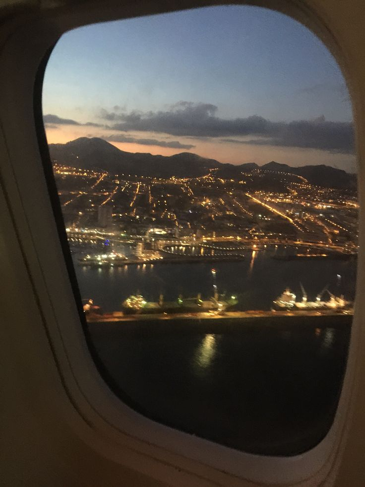 #VisitPortugal #TravelToAzores #Azores #PontaDelgada #SaoMiguel #PlaneWindow
