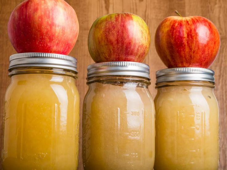 Applesauce  recipe from Ball - waterbath canning  http://www.freshpreserving.com/recipes/applesauce