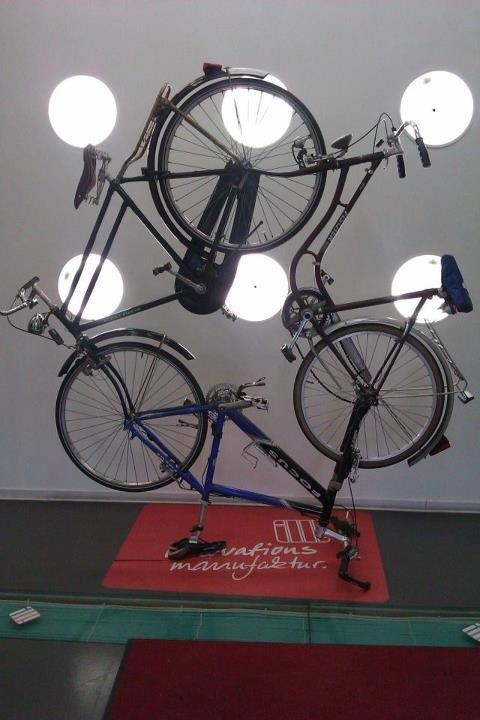 81 Best Creative Bike Images On Pinterest Architecture Bicycle