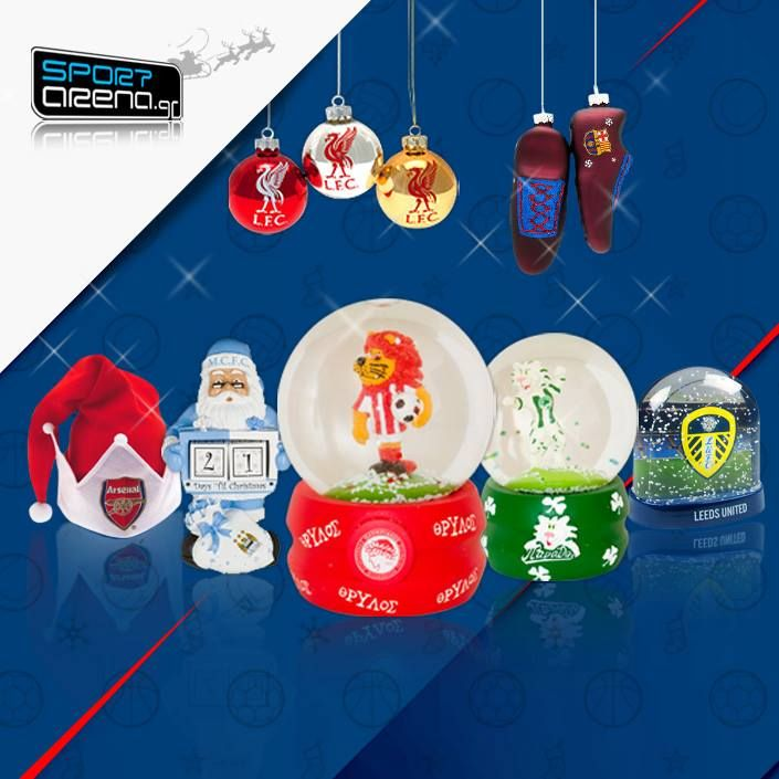 Football decorate your room this Christmas!!!   www.sportarena.gr/el-gr/eur/christmas_decoration/christmas_decoration?page=1&s=1&i=3&utm_source=pinterest.com&utm_medium=referral&utm_campaign=XmasDecor27112013