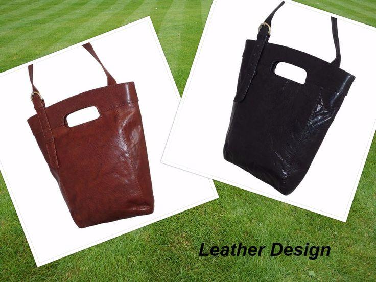 Prachtige tas van Leather Design!