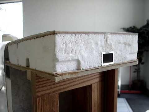 Foam Insulation Vs Fiberglass In An Rv Youtube Rover