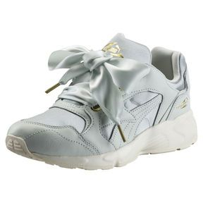 a27bf77a6dfb5b Prevail Heart Women s Satin Trainers