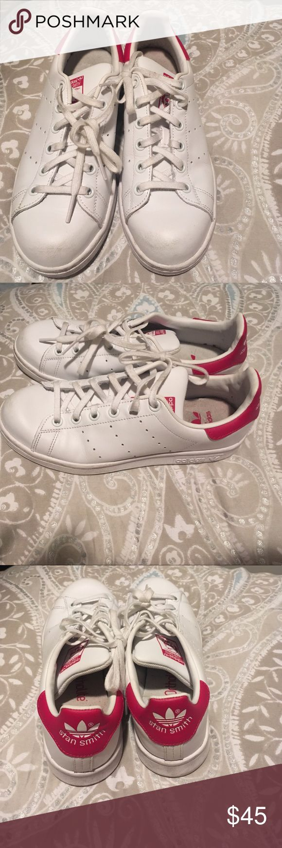 adidas originals stan smith 2 kids Pink