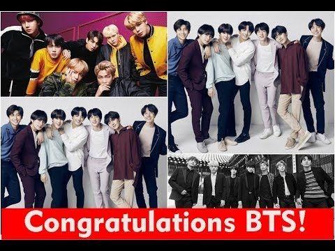 Congratulations! BTS Jumped to #2 on Billboard's 'Artis 100' list