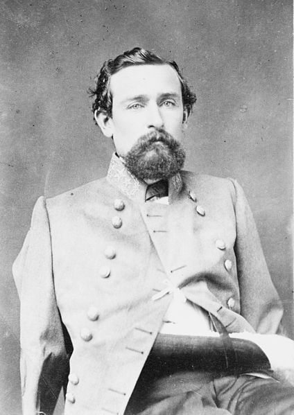 Laurence Simmons Baker (May 15, 1830 – April 10, 1907) was an officer in the United States Army on the frontier, then later a brigadier general in the Confederate States Army during the American Civil War. His first name was spelled Lawrence in the records of the Confederate War Department and the mistaken spelling has persisted. Baker was born on the Cole's Hill Plantation in Gates County, North Carolina