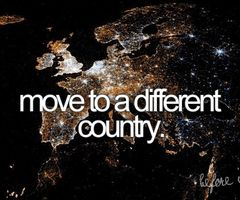 Canada.  Canada.  Canada.  Or Northern Europe, Germany or New Zealand, if Canada won't have me.  <3