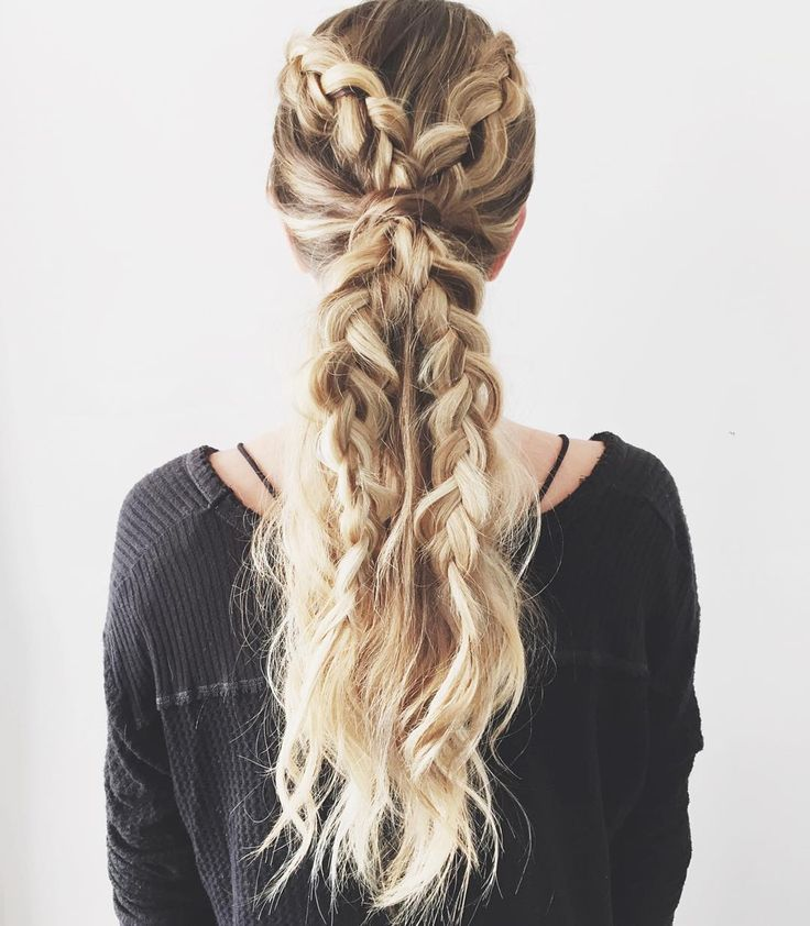 Fine 1000 Ideas About Cool Braids On Pinterest Cool Braid Hairstyles Short Hairstyles For Black Women Fulllsitofus