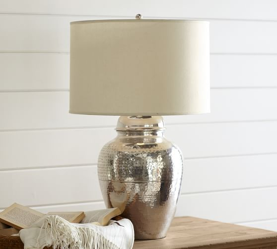 "BO jan.15 $180 - 11.5"" diameter, 28"" high Pierce Lamp Base 