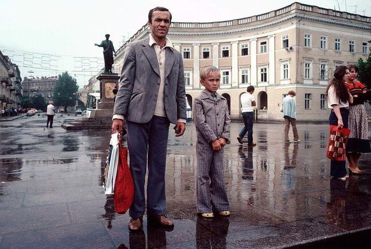 Цветные фотографии СССР-22