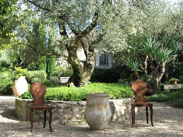 25+ Best Ideas About Mediterranean Garden Design On Pinterest