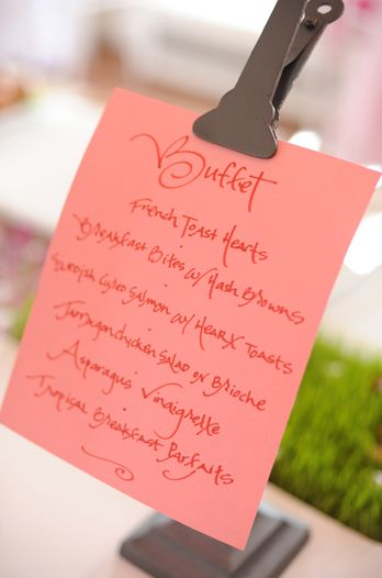 1000 Images About Pink Brunch On Pinterest
