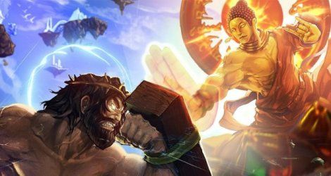 Malasia prohíbe juego de lucha que trae a Jesús, Buda y Moisés #NoticiasCristianas #Malasia #Juegos