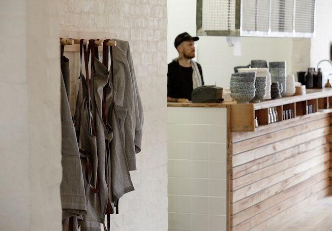 Touchwood Cafe / Melbourne