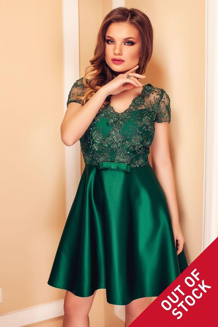 Rochie Irem Verde
