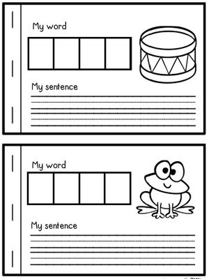 Interactive Phonics Booklet-R Blends from PeaceLoveandFirstGrade on TeachersNotebook.com (14 pages)