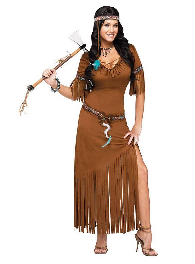Prarie Indianerin Kostum Fasching Karneval Kostume Pinterest