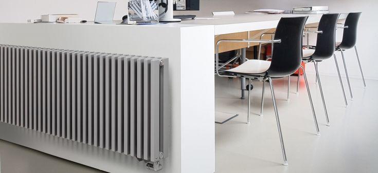 Vasco propose une large gamme de radiateurs. Qu'il s'agisse de radiateurs en acier, en aluminium, plinthes, panneaux, a colonnes ou de seche-serviettes et radiateurs electriques classiques, tous font partie de la gamme.
