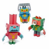 Mimoto - PIPEROID characters