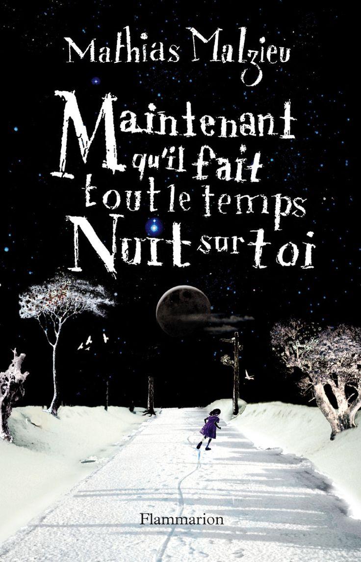 Maintenant Qu'il Fait Tout Le Temps Nuit Sur Toi, Mathias Malzieu