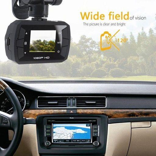 Telecamera per Auto Blusmart W28 Dash Cam HD