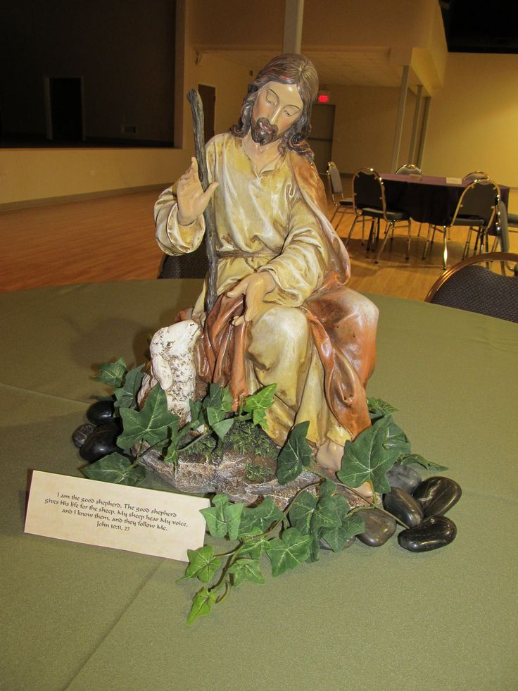 Christian Table Decorations
