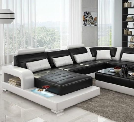 The Benefits Of Having A White Leather Sectional: Best 25+ White Sectional Ideas On Pinterest