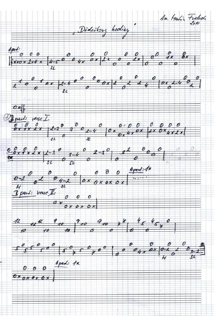 110 best banjo tabulaturytablaturetabtabs images on pinterest ddekovy hodiny hexwebz Images