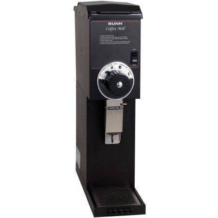 Bunn G3 HD, 3-Pound Bulk Commercial Coffee Grinder, Black, 22100