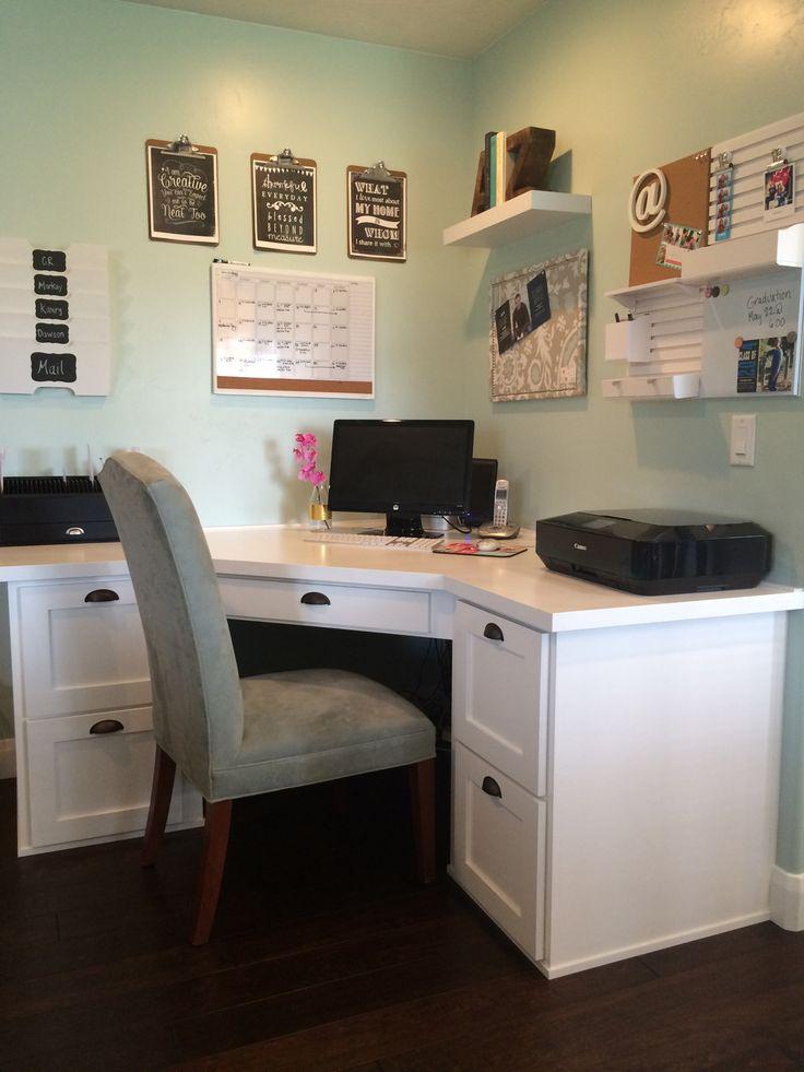 Design A Desk best 25+ kitchen desk organization ideas on pinterest   office