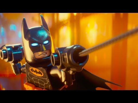 Watch the newest Clip on The LEGO® Batman Movie, coming to theaters February 2017. Read more at our blog - Just Happiling. #AlliedContigo #LEGOBatmanMovie