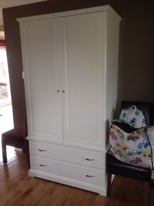 17 best ideas about armoire penderie on pinterest ikea armoire penderie ik - Armoire penderie blanche ...