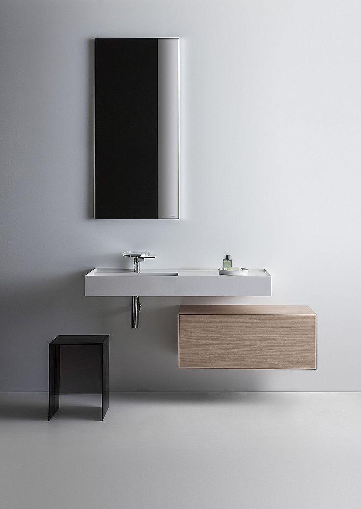 Novello Presents Its New Bathroom Furniture Collection: Besondere Bäder: Dachschrägen, Schlauchbäder