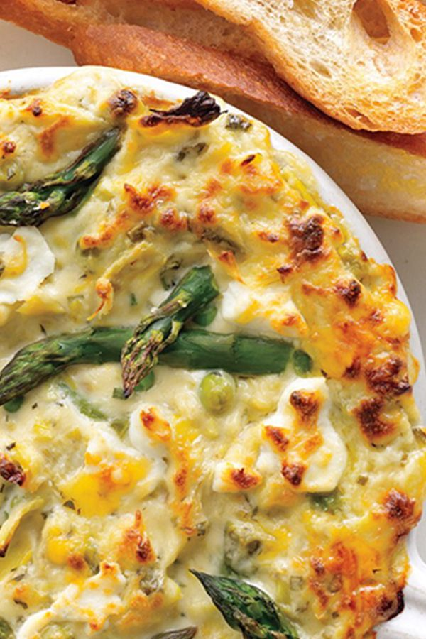 Goat Cheese and Spring Vegetable Dip: 10 Party Dips That Could Change ...