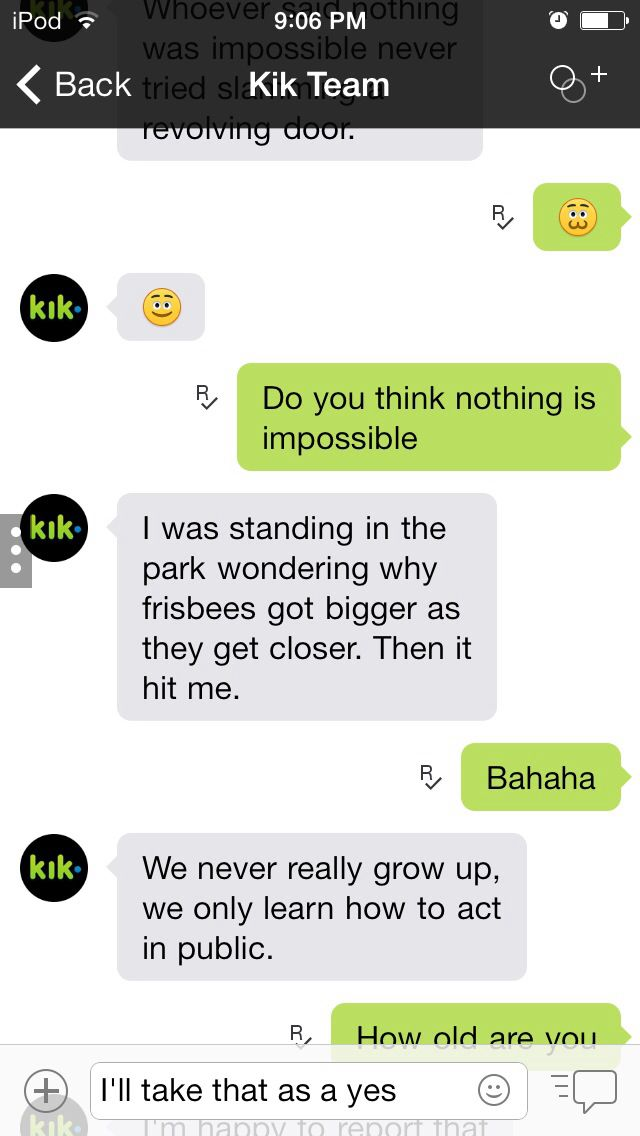 kik roleplay chat